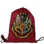 Harry Potter Drawstring School Pe Gym Trainer Bag