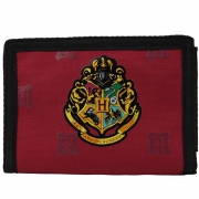 Harry Potter Burgundy Wallet