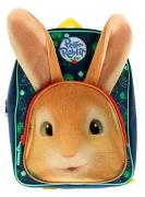 Peter Rabbit 3d Ears Kids School Bag Rucksack Backpack