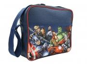 Marvel Avengers Symbol Courier School Shoulder Bag