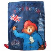 Paddington London Kids Drawstring School Pe Gym Trainer Bag