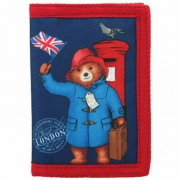 Paddington Bear London Wallet