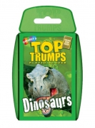 Dinosaurs 'Top Trumps' Card Game