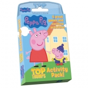 Peppa Pig Activity Pack Puzzle
