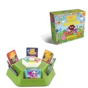 Moshi Monsters 'Top Trumps Turbo' Card Game Puzzle
