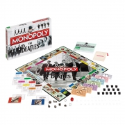 The Beatles 'Collector' S Edition' Monopoly Board Game