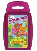 Moshi Monsters 'Which Moshlings Have You Got' Card Game Puzzle