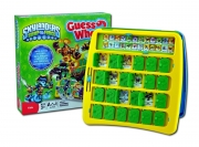 Skylanders Swap Force 'Guess Who' Board Game Puzzle
