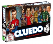 Cluedo 'The Big Bang Theory Edition' Board Game