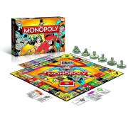 Dc Comics Original 'Special Edition' Monopoly Board Game
