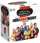The Big Bang Theory 'Trivial Pursuit' Edition Card Game