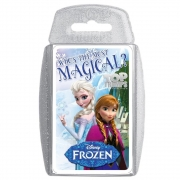 Disney Frozen 'Top Trumps' Card Game Puzzle