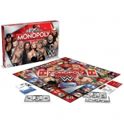 WWE 'Legends' Monopoly Board Game