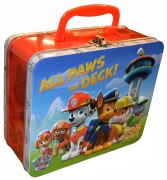 Paw Patrol 'Top Trumps' Collectors Tin Card Game
