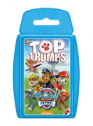 Paw Patrol 'Top Trumps' Card Game