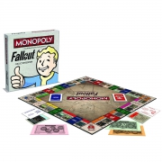 'Fallout' Collector' S Edition Monopoly Board Game