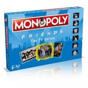 Monopoly Friends The Tv Series Board Game