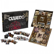 Cluedo 'Game of Thrones' Board Game