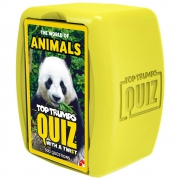 The World of Animals 'Top Trumps Quiz' Card Game