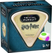 World of The Harry Potter Films 'Trivial Pursuit' Card Game