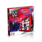 WWE 'Guess Who' Board Game