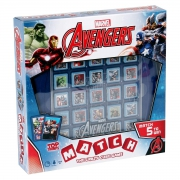 Marvel Avengers Assemble Top Trumps Match Board Game