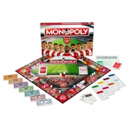 Arsenal Fc Monopoly Football Board Game Official