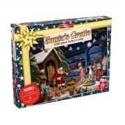 Christmas 1000 Piece Waddingtons Jigsaw Puzzle Game