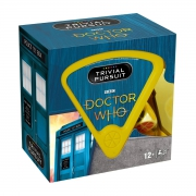 Dr. Who Trivial Pursuit Card Game