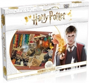 Harry Potter Hogwarts White Style Guide 2020 1000 Piece Jigsaw Puzzle Game
