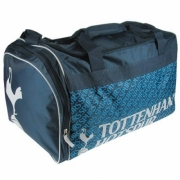 Tottanham Hotspur Fc Holdall Football Luggage Bag Official