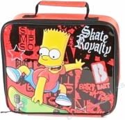 Bart Simpsons School Premium Lunch Bag Insulated