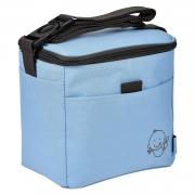 Polar Gear Baby Blue School Premium Lunch Bag Insulated