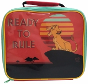 Disney The Lion King Simba Ready To Rule School Rectangle Lunch Bag