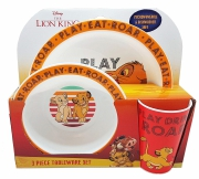 The Lion King Dinner Set