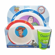 Toy Story Dinner Set