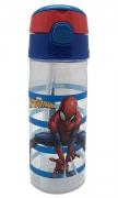 Spiderman Water Tracker 500ml Pop Up Canteen Bottle