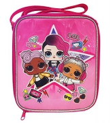 Disney Lol Surprise Rock Pink Lunch Box Bag