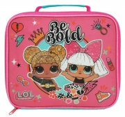 Lol Surprise Kids Be Bold Insulated Lunch Box Bag