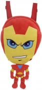 Iron Man Kids Plush School Bag Rucksack Backpack
