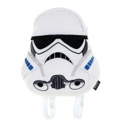 Disney Star Wars 'Stormtrooper' Plush School Bag Rucksack Backpack