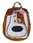 The Secret Life of Pets 'Max' Plush School Bag Rucksack Backpack