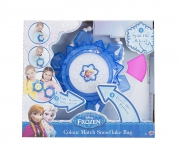 Disney Frozen Anna Elsa 'Colour Match' Snowflake School Hand Bag