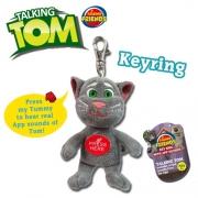 Talking Tom Keyring