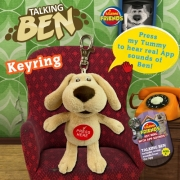 Talking Ben Keyring