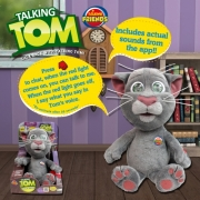 Talking Tom 12 inch Animated Plush Soft Toy