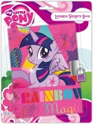 My Little Pony Lockable Secret Book Stationery