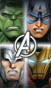 Marvel Avengers Printed Beach Towel