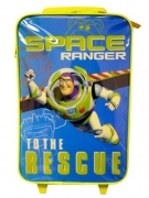 Disney Toy Story 'Space Ranger To The Rescue' School Travel Trolley Roller Wheeled Bag
