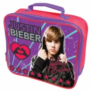 Justin Bieber Lunch Bag School Rectangle